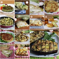 RICETTE CON LE VERDURE Antipasto, Palak Paneer, Mashed Potatoes, Buffet, Food And Drink, Menu, Ethnic Recipes, Aurora, Contouring