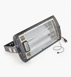 Quartz Overhead Radiant Heater - Lee Valley Tools Carport Sheds, Les Elements, Radiant Heaters, Heat Energy, Home Tools, Heating Element, Mounting Brackets, Lee Valley, The Heat
