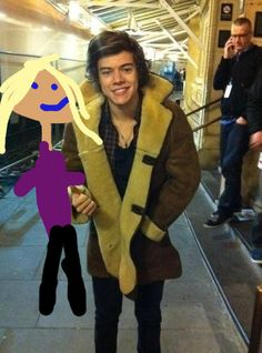 Its time I finally release a picture of Harry and I. We have been secretly dating for a year now. #confirmed