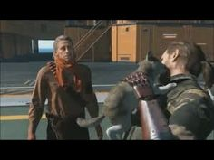 Metal Gear Solid V: The Phantom Pain (Part 7)(PS3) Disrupting Communicat...