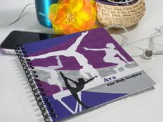 Personalized Girls' Gymnastics Scorebook by AllysonDuPont on Etsy Boys Gymnastics, Gymnastics Party, Gymnastics Gifts, Gymnastics Outfits, Gymnastics Coaching, Paper Decorations, Neon Colors, A Team, Tatoo