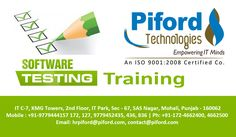 Software Testing Training Mohali