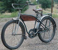 1935 Columbia Superb Twinbar Bike