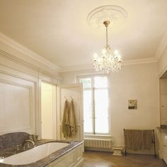 Kroonlijst flexibel Origineel Orac Decor C333F LUXXUS Plafondlijst Sierlijst flexibel 2 m