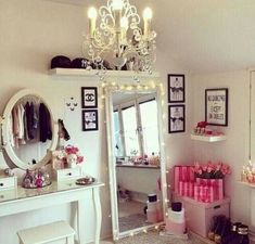 Dressing Room Decor! | Fashion, Beauty & Style Blogger - Pippa O'Connor