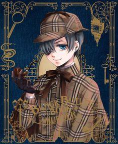 Kuroshitsuji ~Book of Murder~ DVD | Ciel