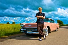 Get my 7 FREE basic photography tips - you NEED to know right here; http://pw5383.wixsite.com/free-photo-tips   Photographer Pernille Westh   One Man and His Cadillac