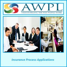 AWPL are leading Insurance Software Solutions provider for all segments of insurance industry. Some of our Insurance Softwares products are account opening software, IBM software support and FileNet Implementation.http://www.awpl.co/solutions/insurance.html