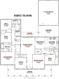 Wilmington DCQ364H7 Modular Home Plan Manufactured Floor Plans