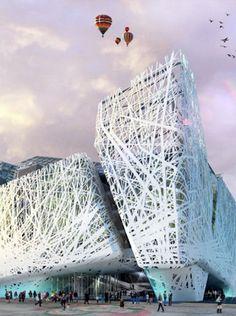 Italian Pavilion for 2015 Milan Expo by Nemesi & Partners s.r.l