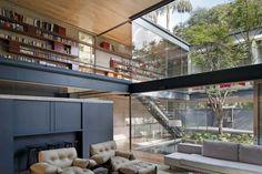 UNA Arquitetos - Casa Bacopari, São Paulo