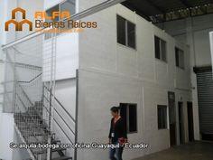 Se alquila bodega 320m2  - Con oficinas -  Guayaquil.   Para mayor información ver el link: http://glurl.co/jY4