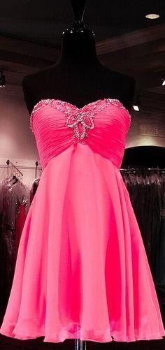 #Charming #Homecoming #Dress #Tulle #HomecomingDress #Sweetheart…