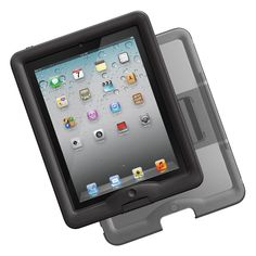 LifeProof nüüd Case & Cover/Stand Bundle for iPad 2/3  Complete protection, waterproof, sand proof, scratch proof, drop proof -KID proof :) I need one!