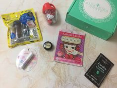 Kira Kira Crate is a Japanese beauty subscription. January 2018 box included a kawaii sheet mask, a Hello Kitty travel kit, and more! Here's the review + coupon!   Kira Kira Crate January 2018 Subscription Box Review + Coupon →  https://hellosubscription.com/2018/02/kira-kira-crate-january-2018-subscription-box-review-coupon/ #KiraKiraCrate  #subscriptionbox