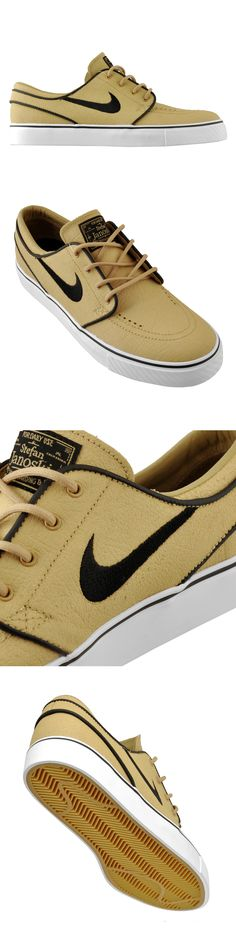 "Nike SB Stefan Janoski 'Hay' - Now Available Joining the ""Deep Ocean"" colorway next month will be this ""Hay"" Janoski. Nike Free Shoes, Nike Shoes Outlet, Running Shoes Nike, Janoski Shoes, Janoski Nike, Nike Sb, Stefan Janoski, Nike Free Runners, Fashion Shoes"