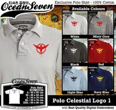 Kaos Polo Celestial Logo 1   Kaos Polo - Exclusive Polo Shirt