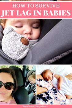 The ultimate guide on how to survive jet lag in babies & toddlers! .................................................................................................................... Jet lag tips | Travel with Baby | Family Vacation | Family Holiday | Baby Holiday Tips