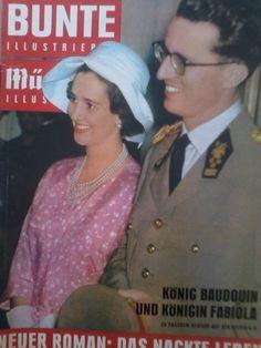 BUNTE Illustrierte Nr.:34 v. 19.08.1961 Geburtstag /Jubiläum/ Geschenk | eBay