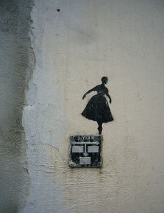 unexpected street artistry