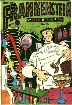 Frankenstein (Volume) - Comic Vine