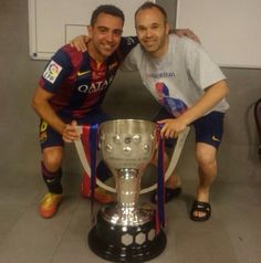 Forever Will Be The Greatest Duo In Barca  6RACIESXAVI  3 Baloncesto bfc44a20b11