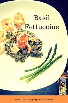 Basil Fettuccine