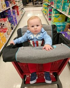 Brica by Munchkin's new GoShop™ Shopping Cart Cover will make your next trip to the grocery store easy breezy. Cute Babies, Baby Kids, Baby Boy, Camouflage Baby, Travel Must Haves, Shopping Cart Cover, Baby Care Tips, Baby Necessities, Everything Baby