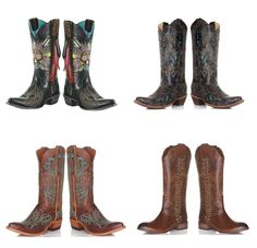 cowboy boots from @Langston's