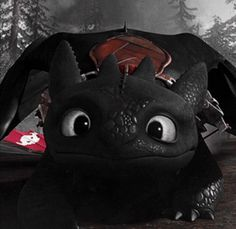 toothless cute