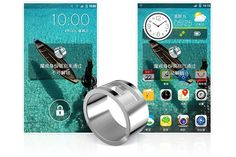 GEAK Ring puts NFC on your finger, unlocks phones and shares your contact card