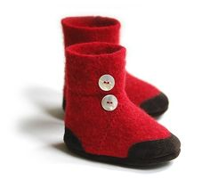 Cute! Cozy Slippers Born in the USA from Recycled Wool Sweaters and Leather Jackets (Photos) : TreeHugger