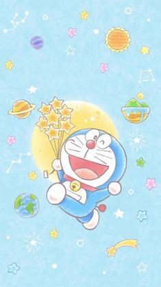 Doraemon Wallpapers, Cute Cartoon Wallpapers, Drawing Cartoon Characters, Cartoon Drawings, Studio Ghibli Poster, Cartoon Caracters, Peach Wallpaper, Doraemon Cartoon, Disney Princess Pictures