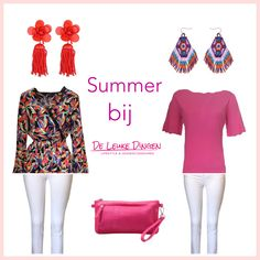 Mix & Match bij www.deleukedingen.nl #summerlook #goodlooking #lovethelook #shopping #shoppingonline @deleukedingen