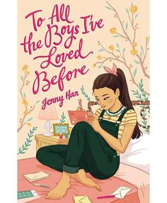 almost forgot to share this fan cover for To All The Boys I've Loved Before … ¡Casi se me olvida compartir esta portada de fanáticos de To All The Boys I & # he Loved Before de Jenny Jacobi aquí! Lara Jean, Movies For Boys, New Movies, We Heart It Images, Jenny Han, I Still Love You, Fan Art, Movie Wallpapers, Romantic Movies