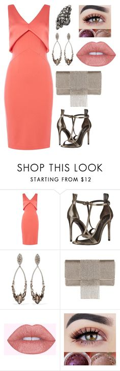"""""""Untitled #1648"""" by beng-gallo ❤ liked on Polyvore featuring Untold, Rachel Zoe, Alexis Bittar and Whiting & Davis"""