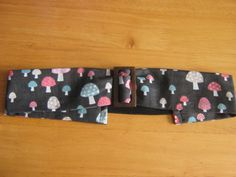 Vintage style 'toadstool' pattern elasticated by LumeLapin on Etsy, £4.50