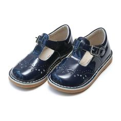 L'Amour Ruthie T-Strap Stitched Patent Mary Jane Kids Shoes, (Navy Blue, Size Curated Shopping, Casual Date, Buy Buy Baby, Cute Outfits For Kids, Mini Boden, Mary Jane Shoes, Baby Size, Girls Accessories, T Strap