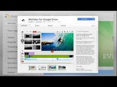 WeVideo for Google Drive™ - YouTube