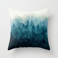 Abstract Throw Pillows | Society6
