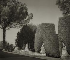 Garden at Villa Gamberaia in Settignano