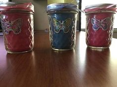 Handmade 8 oz candles. Made with a soy blend wax to hold the scent beautifully. Over 25 scents to choose from and all are made to order. #candles #VictoriaSecrettype #BathandBodyWorkstype #Scents #Masonjars #handmade #gifts