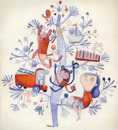 Illustration Isabelle Arsenault