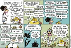Humor y chistes Humor Grafico, Reading, Funny, Disney Stuff, Comics, Chistes, Word Reading, The Reader, Ha Ha