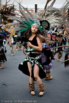 Aztec Costumes | Recent Photos The Commons Getty Collection Galleries World Map App ...