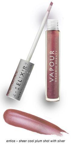 Vapour Organic Beauty Siren Lipstick, Moisturizing, Long-Wearing ...