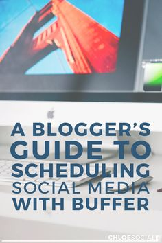 There are a number of tools used for scheduling social media, but Buffer is always my number one recommendation. Here's the how & why to use it.