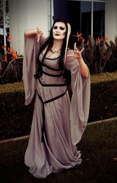 Lily Munster Halloween Costume