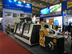 New production ---- serve motor driven taping machine