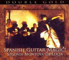 Various - Spanish Guitar Magic!